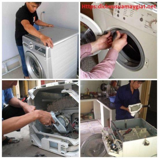 Sửa Máy Giặt Tại Xa la – Thợ sửa chữa tại nhà – Bảo hành 12 tháng.