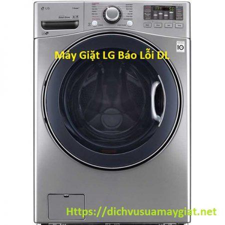Máy giặt LG báo lỗi DL hướng dẫn kiểm tra sửa chữa chi tiết.