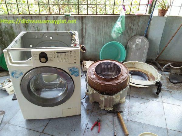 Dịch vụ sửa máy giặt tại Lĩnh Nam – Sửa chữa tại nhà sau 30 phút gọi.