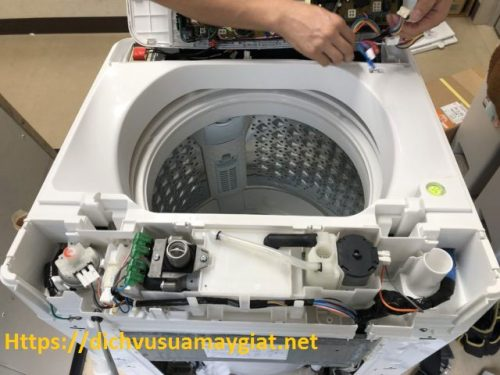 Sửa Máy Giặt Tại Linh Đàm – Thợ Giỏi – Tận Tâm – Bảo Hành 24 Tháng.