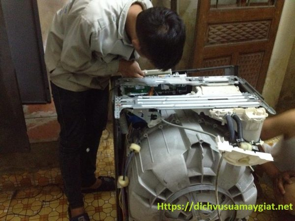 Sửa Máy Giặt Tại Ngọc Thụy Nhanh Chóng – Bảo Hành Chính Hãng Tại Nhà.