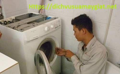 Sửa máy giặt tại Trương Định uy tín hàng đầu , Phục vụ tại nhà chỉ sau 20 phút.