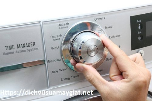 Cách xóa lỗi máy giặt Electrolux hướng dẫn chi tiết.