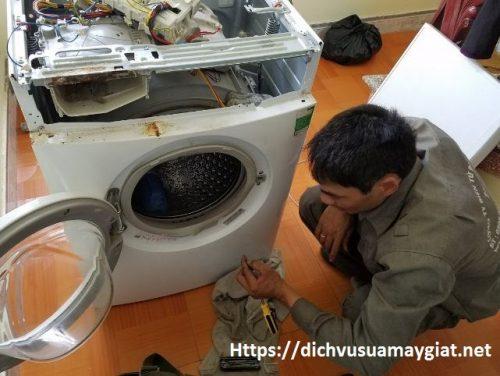 Sửa Máy Giặt Tại Minh Khai Tận Tâm – Sửa Chữa, Vệ Sinh 24/7.