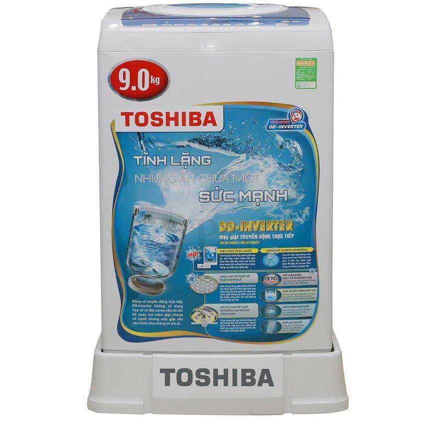 Máy giặt Toshiba báo lỗi E21 nguyên nhân, cách xử lý hiệu quả nhất