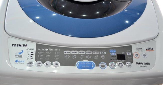 Máy giặt Toshiba báo lỗi E7-4 nguyên nhân và cách khắc phục
