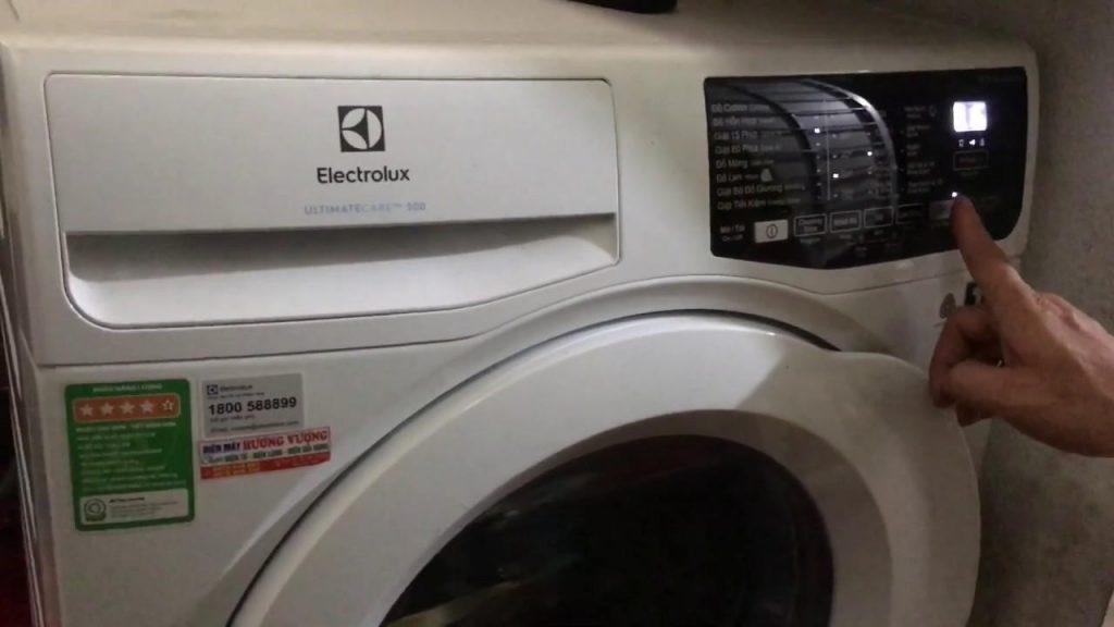 Máy giặt Electrolux báo lỗi E54 nguyên nhân chính xác ? Sửa chữa triệt để