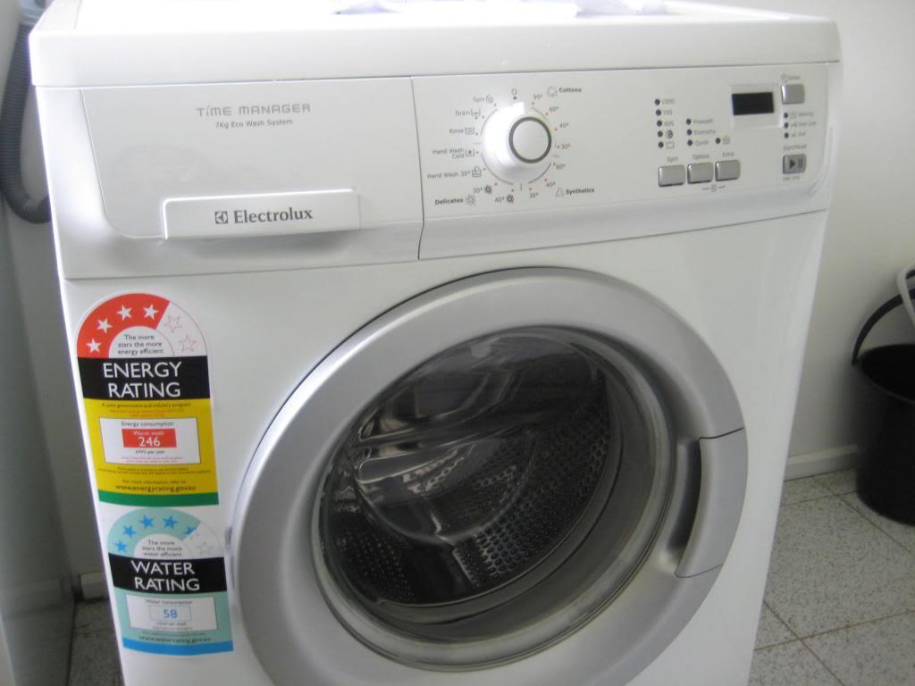 Máy giặt Electrolux báo lỗi E3 xử lý triệt để tại nhà trong 30 phút